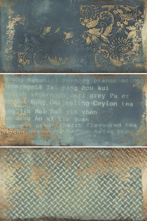 Керамогранит Gatsby turquoise PG 02 60х30