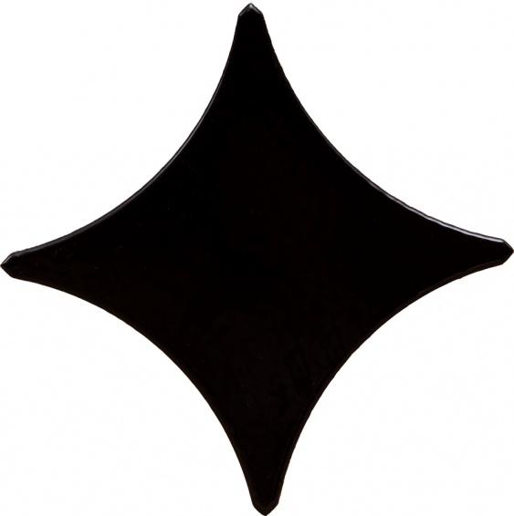 Керамогранит Stella black border 02 11х11
