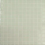 Мозаика стеклянная, белый