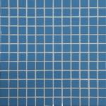 Мозаика стеклянная, голубой