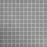 Мозаика стеклянная, светло-серый