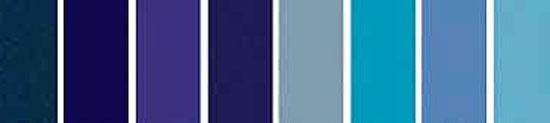 Цветовая гамма Interbau