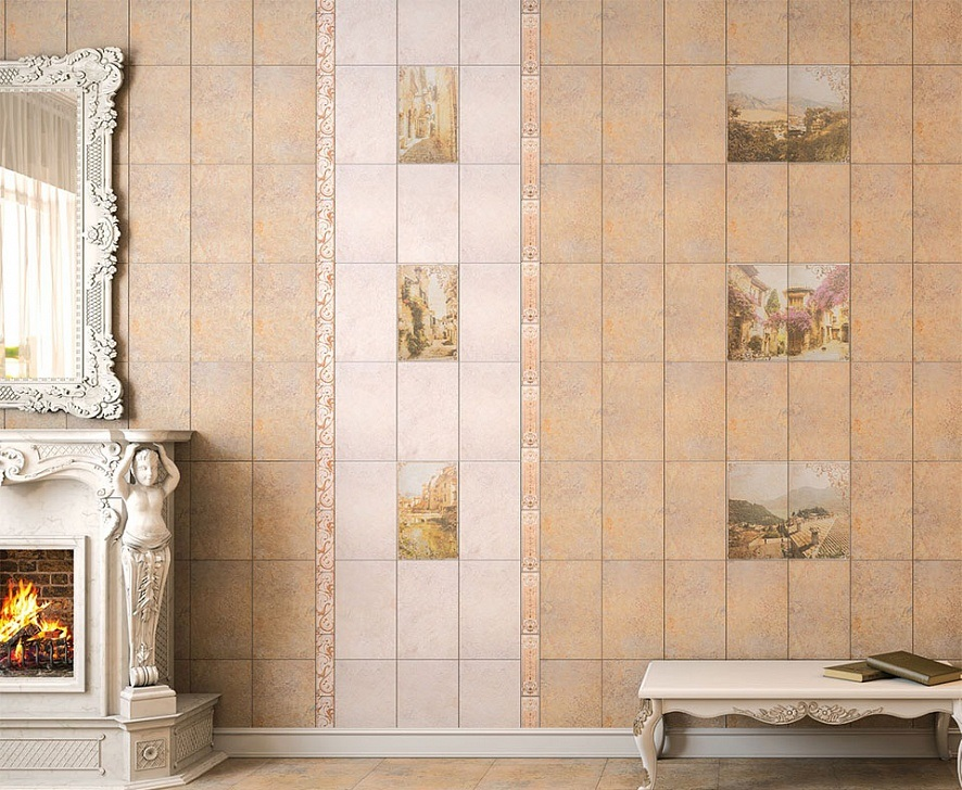 Интерьер плитка Palermo