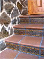 Клинкерные ступени и плитка Peldano Fiorentino 33х33