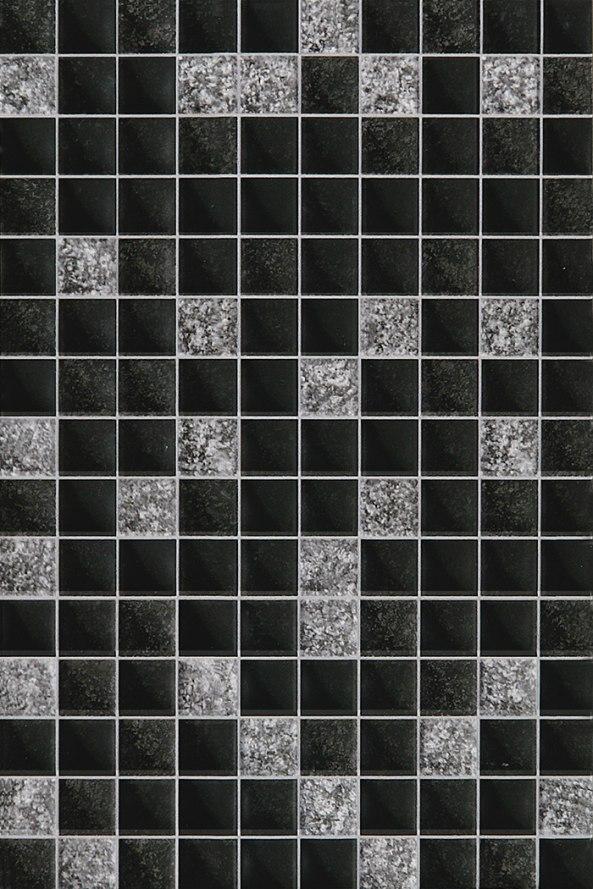 Керамическая плитка Алжир чер низ 02 20х30