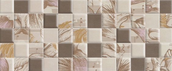 Настенная плитка Allegro beige wall 03 25х60