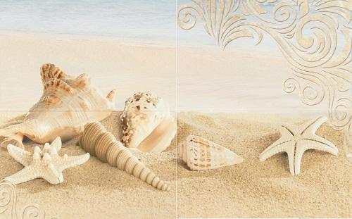 Панно Amalfi sand 01
