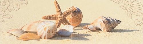 Панно Amalfi sand 03