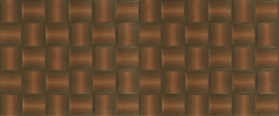 Настенная плитка Bliss brown wall 03 25х60