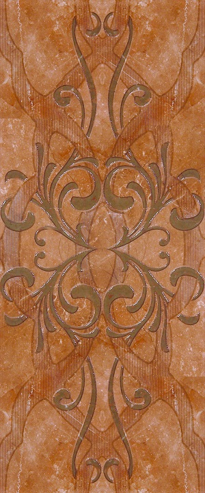 Декор  Drimstone 02 terracota