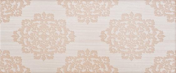 Настенная плитка Fabric beige wall 03 25х60