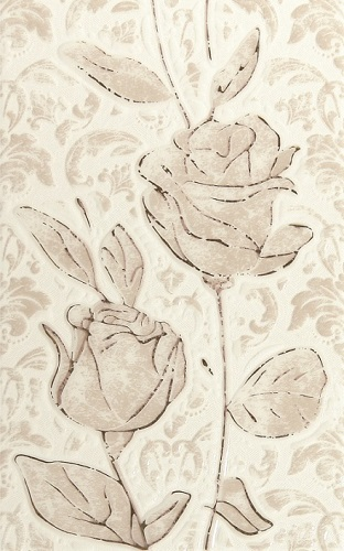 Декор Fiora white decor 01