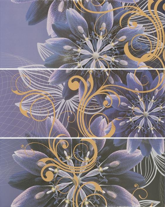 Панно Gracia violet panno 01 50х60