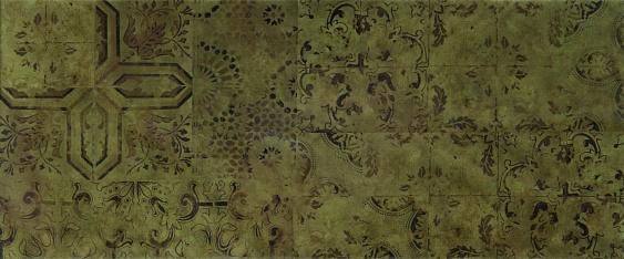 Настенная плитка Patchwork brown wall 03 25х60