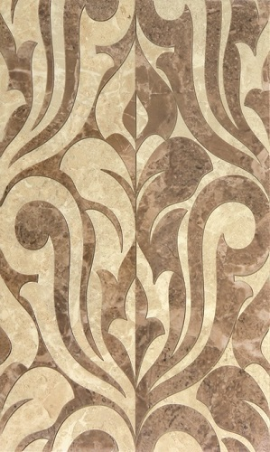 Saloni brown decor 01