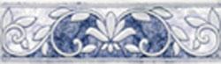 Керамическая плитка Бернардо бордюр 5,8х20