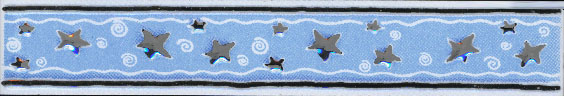 Керамическая плитка Каррара бордюр звезда 3,5х20