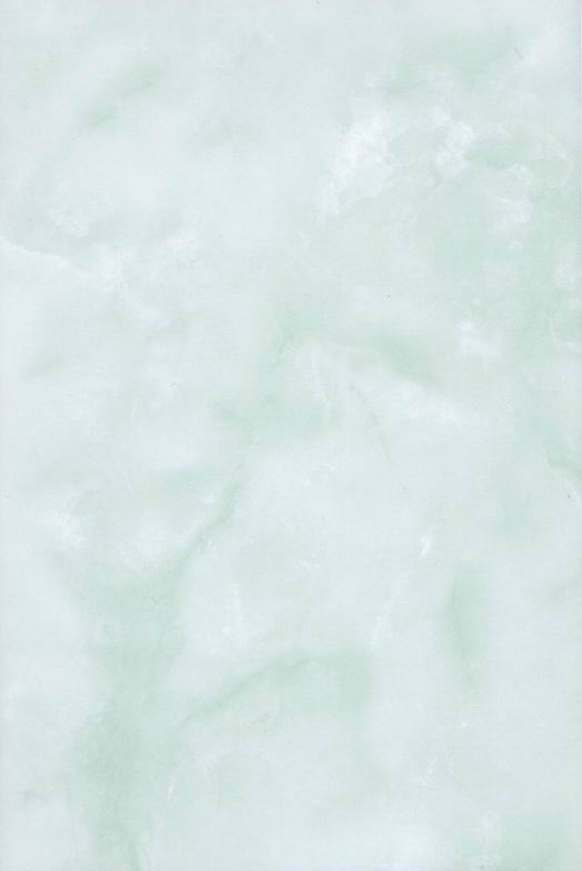 Керамическая плитка Каррара светло-зелёная 20х30