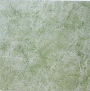 Керамическая плитка Каррара зелёная напольная 33х33
