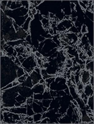 Плитка настенная Фабрицио чёрный низ 02 25х33