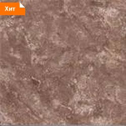 Керамическая плитка Иберия коричневый напольная 33x33