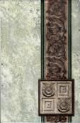 Коллекция плитка для ванной комнаты Иберия зелёный 20х30