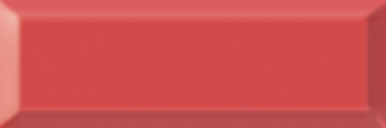 Настенная плитка Metro red