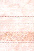 Керамическая плитка Муаре розовый декор 20х20