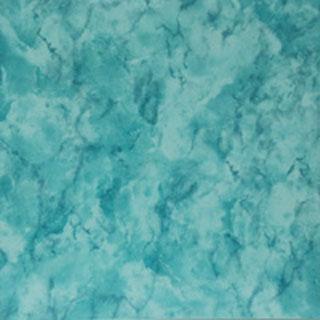 Керамическая плитка Муаре бирюзовая напольная 33х33