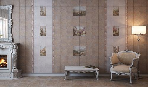 Интерьер плитка   Palermo 25х40