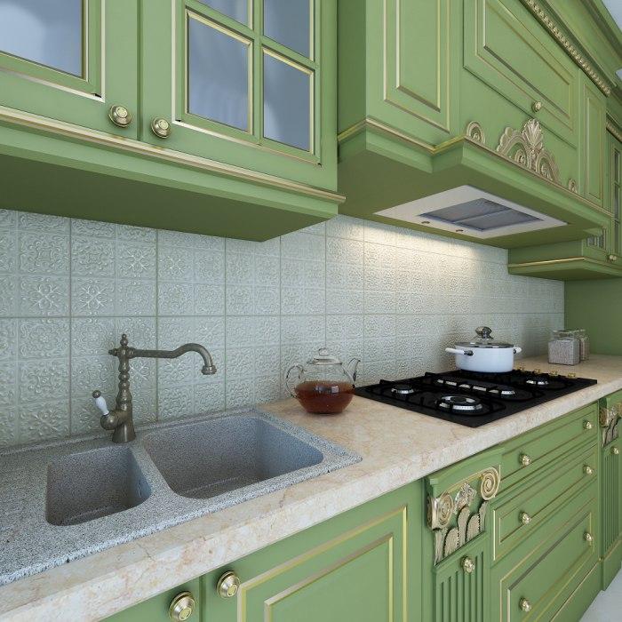Коллекция плитка для ванной комнаты Прованс 20х30