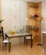 Коллекция плитка для кухни Сахара Евро-Керамика 20х30