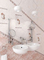 Коллекция плитка для ванной комнаты Севан 20х30