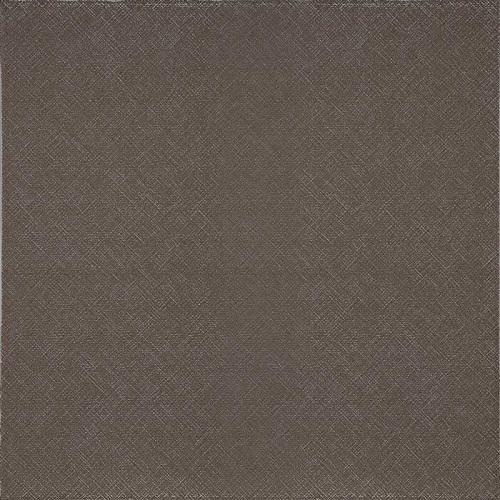 Напольный керамогранит   Шамони коричневый 40х40