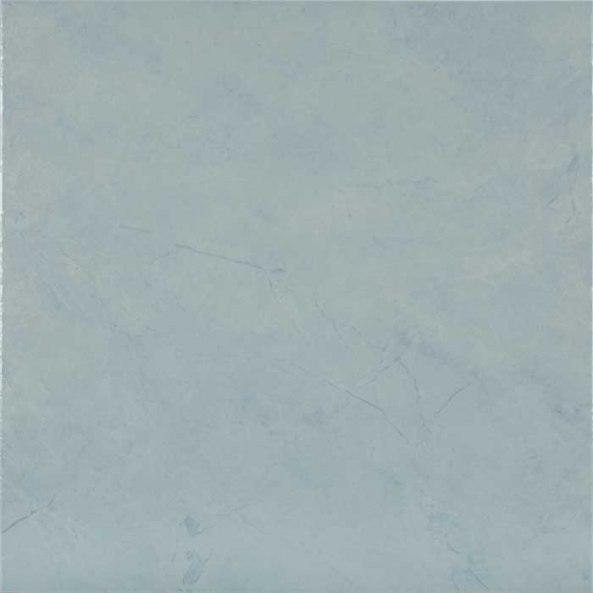Напольный керамогранит Венера голубая 33x33