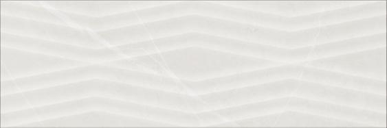 Настенная плитка Geneva white wall 02 25х75