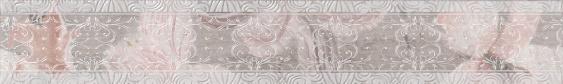 Настенный бордюр Kallisto grey border 01 7.5х50