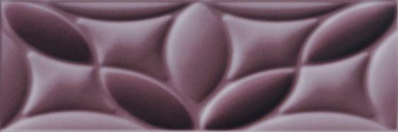 Настенная плитка Marchese lilac wall 02 10х30