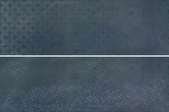 Настенная плитка Shades black wall 03 25х75
