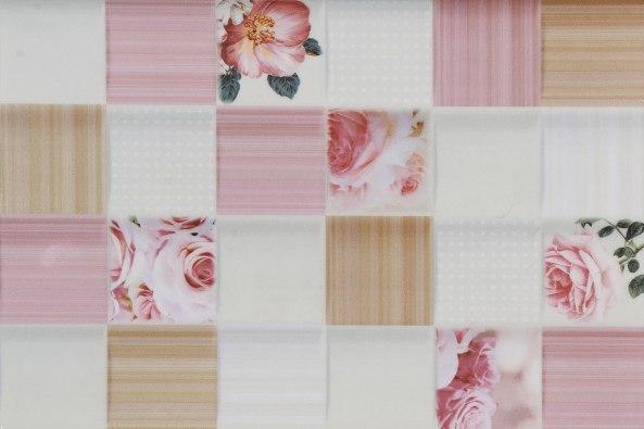 Керамическая плитка Романтика роз низ 03 1 20х30