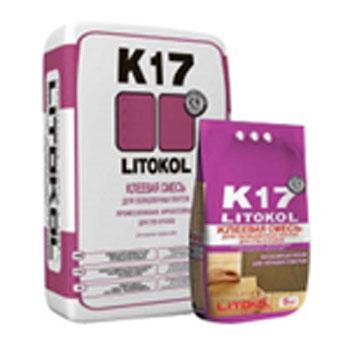 Плиточный клей LITOKOL K17